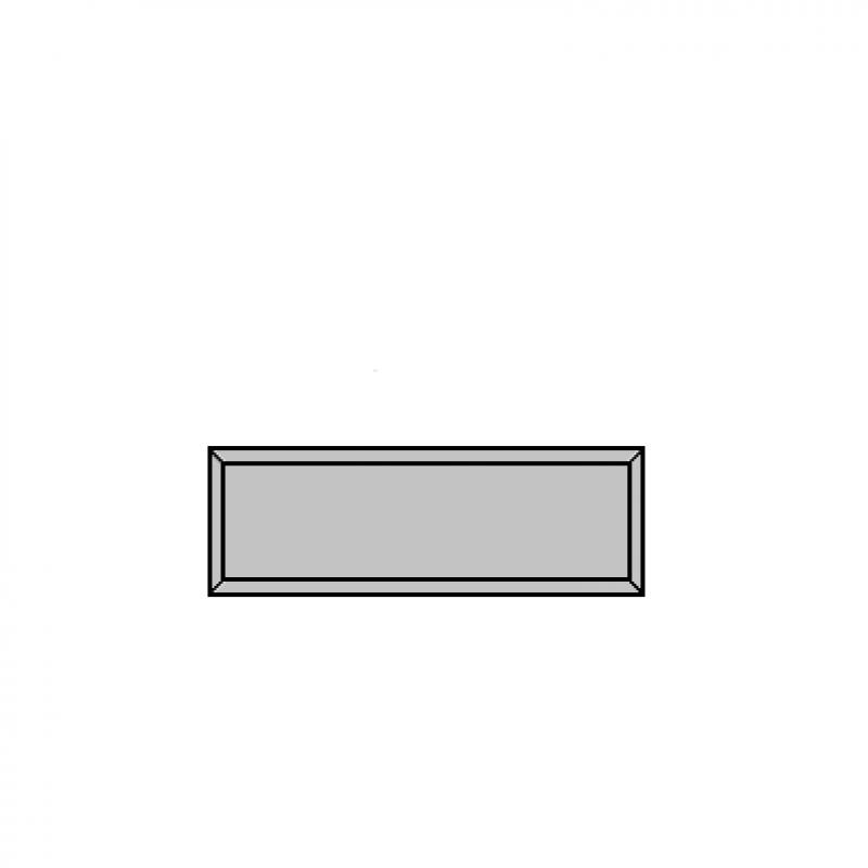 10x30cm stačiakampis